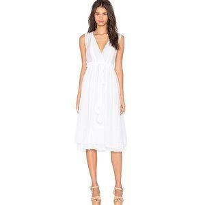 CP Shades White Dress